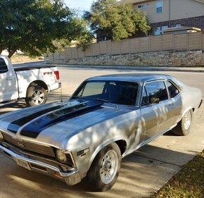 1969 Chevrolet Nova Coupe for sale 101077136