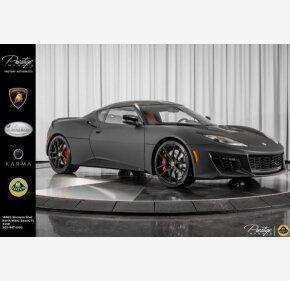 2018 Lotus Evora 400 for sale 101077331