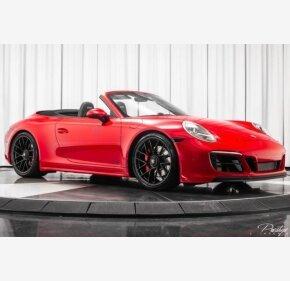 2018 Porsche 911 Cabriolet for sale 101077392