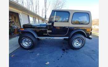 1979 Jeep CJ-7 for sale 101077436