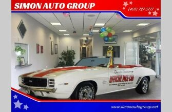 1969 Chevrolet Camaro for sale 101077439