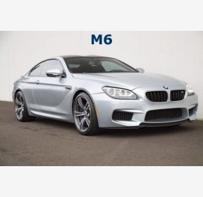 2015 BMW M6 Coupe for sale 101077596