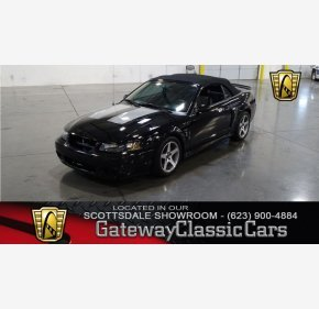 2003 Ford Mustang Cobra Convertible for sale 101077621