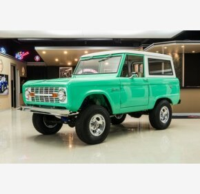 1969 Ford Bronco for sale 101077758