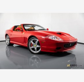 2005 Ferrari 575M Maranello Superamerica for sale 101077985