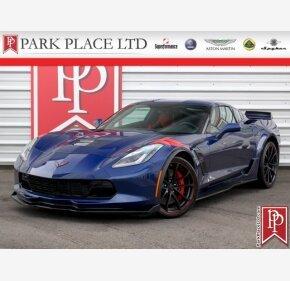 2017 Chevrolet Corvette Grand Sport Coupe for sale 101078224