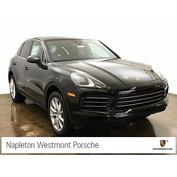 2019 Porsche Cayenne for sale 101078286