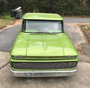 1962 Chevrolet C/K Truck Custom Deluxe for sale 101078346