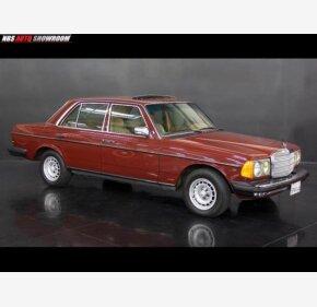 1984 Mercedes-Benz Other Mercedes-Benz Models for sale 101078391