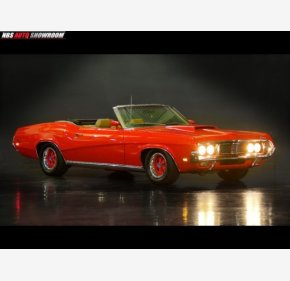 1969 Mercury Cougar for sale 101078417