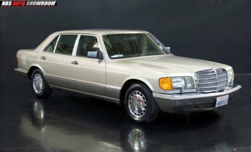 Mercedes Benz 420sel Classics For Sale Classics On Autotrader