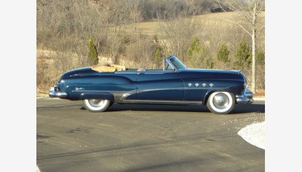 1951 Buick Roadmaster for sale 101078486