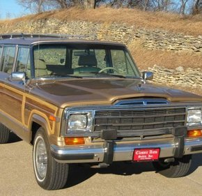 1989 Jeep Grand Wagoneer for sale 101078723
