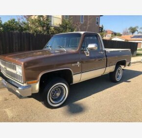 1981 Chevrolet C/K Truck for sale 101078763