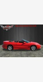 2001 Pontiac Firebird Convertible for sale 101078803
