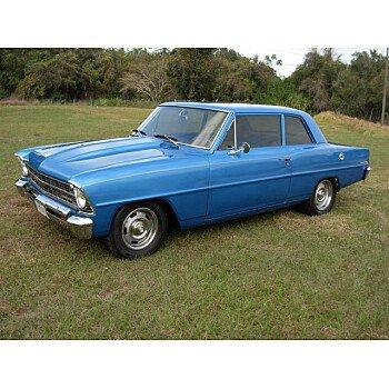1967 Chevrolet Nova for sale 101078848