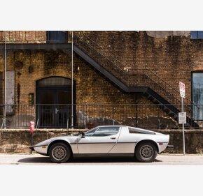 1977 Maserati Merak for sale 101078930