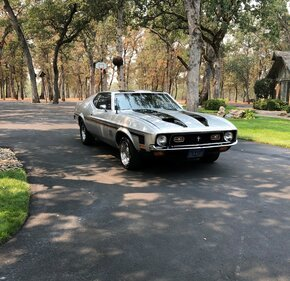 1971 Ford Mustang Mach 1 Coupe for sale 101078931