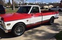 1970 Chevrolet C/K Truck Custom Deluxe for sale 101078934