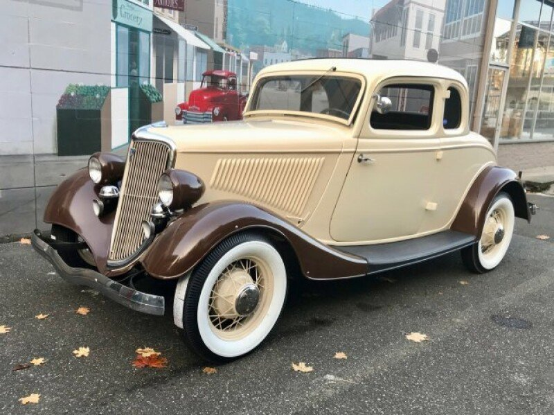 1934 Ford Deluxe Classics for Sale - Classics on Autotrader