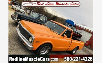 1972 Chevrolet C/K Truck for sale 101078977
