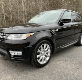 2016 Land Rover Range Rover Sport HSE for sale 101079245