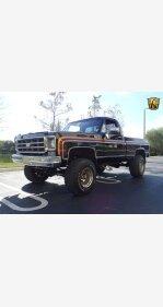 1978 Chevrolet C/K Truck for sale 101079272