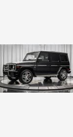 2016 Mercedes-Benz G63 AMG 4MATIC for sale 101079823