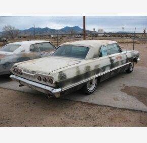 1963 Chevrolet Impala Classics For Sale Classics On Autotrader