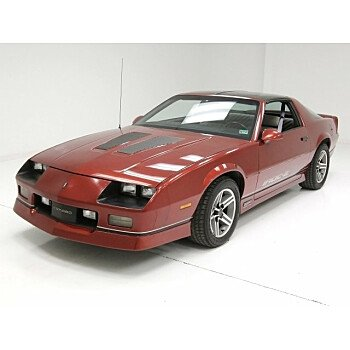1987 Chevrolet Camaro Coupe for sale 101080214