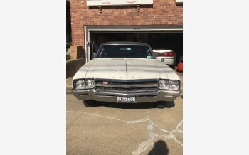 1968 Buick Skylark Custom Coupe for sale 101080279