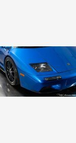 2001 Lamborghini Diablo VT 6.0 Coupe for sale 101080309