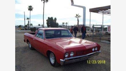 1967 Chevrolet El Camino for sale 101080578