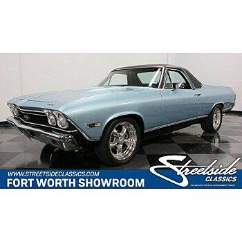 1968 Chevrolet El Camino for sale 101080885