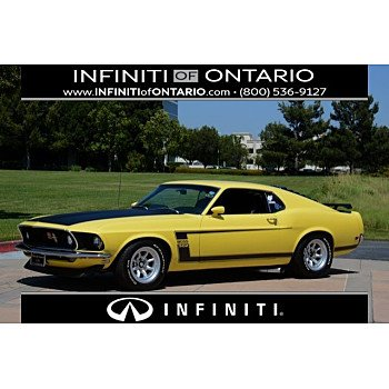 1969 Ford Mustang Boss 302 for sale 101081960
