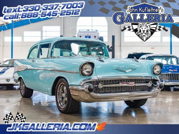 1957 Chevrolet 210 For Sale Near Salem Ohio 44460 Classics On