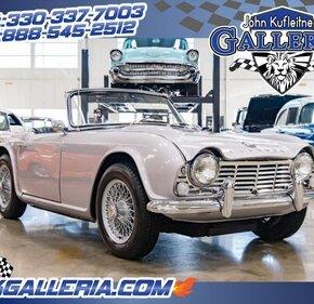 1965 Triumph TR4 for sale 101082220