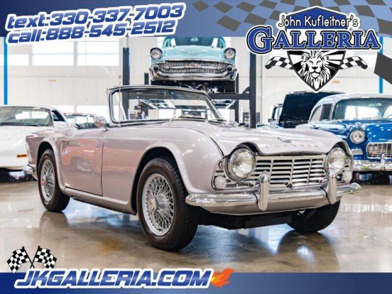 Triumph Tr4 Classics For Sale Classics On Autotrader