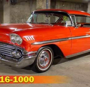 1958 Chevrolet Impala for sale 101082262