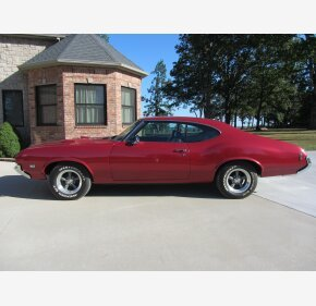 1971 Oldsmobile Cutlass Sedan for sale 101082334