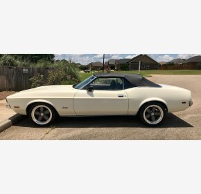 1971 Ford Mustang Convertible for sale 101082340
