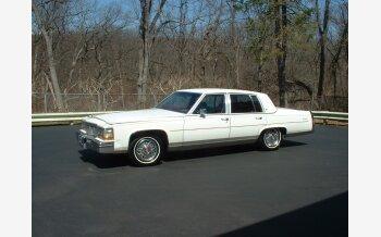 1986 Cadillac Fleetwood Brougham Sedan for sale 101082798