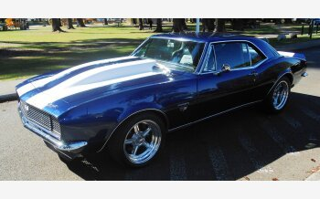 1967 Chevrolet Camaro for sale 101082812
