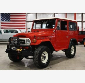 Toyota Land Cruiser Restoration Colorado