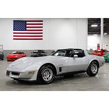 1982 Chevrolet Corvette Coupe for sale 101082882