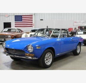1972 Fiat Spider For 101082894