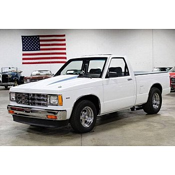 1986 Chevrolet S10 Pickup 2WD Regular Cab for sale 101082933