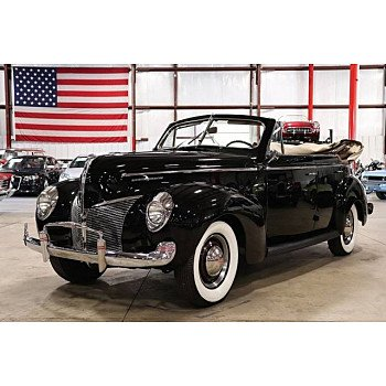 1940 Mercury Series 09A for sale 101082955