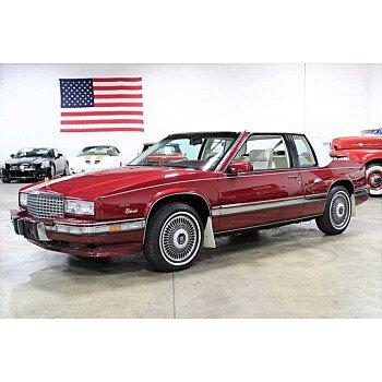 1990 Cadillac Eldorado for sale 101083000