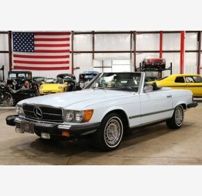 1974 Mercedes-Benz 450SL for sale 101083002